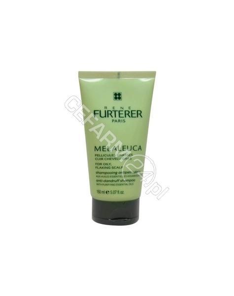 RENE FURTERER Rene Furterer Melaleuca szampon przeciwłupieżowy - łupież tłusty 150 ml