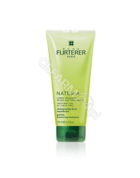 RENE FURTERER Rene Furterer Naturia łagodny szampon przywracający równowagę włosom do częstego stosowania 200 ml