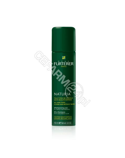 RENE FURTERER Rene Furterer Naturia szampon do stosowania na sucho 150 ml (data ważności <span class=