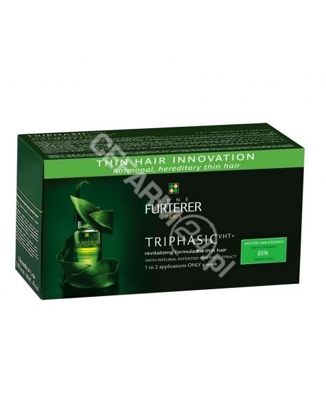 RENE FURTERER Rene Furterer Triphasic serum regenerujące przeciw postępującemu wypadaniu włosów 8 x 5,5 ml
