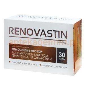 Aflofarm Renovastin, 30 tabletek