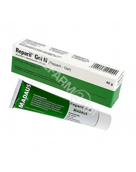 INPHARM Reparil gel N 40 g (import równoległy - Inpharm)