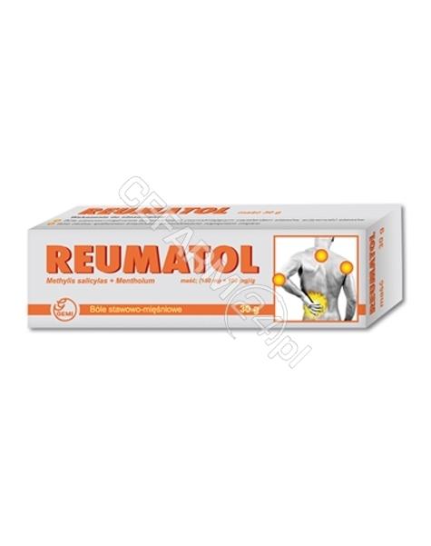 GEMI Reumatol maść 30 g