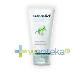 EWOPHARMA AG REVALID Kuracja odżywczo-regenerująca do włosów zniszczonych 150 ml