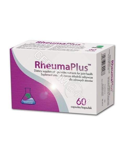 PHYTOMEDICA Rheumaplus x 60 kaps