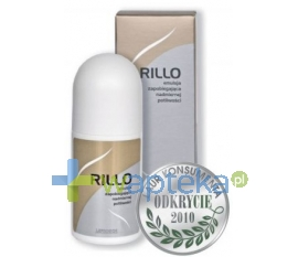 LEFROSCH PU-H-P RILLO emulsja zapobiegająca nadmiernej potliwości 50 ml