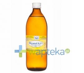 PROLAB F.P.P.-A.H. S.C. PATEREK Rivanol 0,1% płyn na skórę 500 g PROLAB