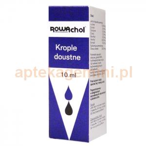VITAMED Rowachol, krople doustne, 10ml