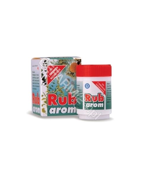 HASCO-LEK Rub-arom maść 40 g