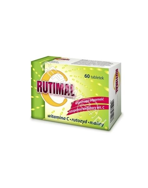 BIOGENED Rutimal c x 60 tabl