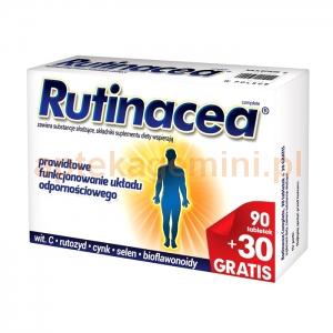 Aflofarm Rutinacea Complete, 120 tabletek