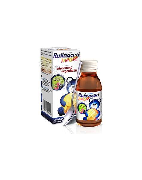 AFLOFARM Rutinacea junior syrop 100 ml (nowy)