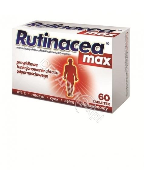 AFLOFARM Rutinacea max x 60 tabl