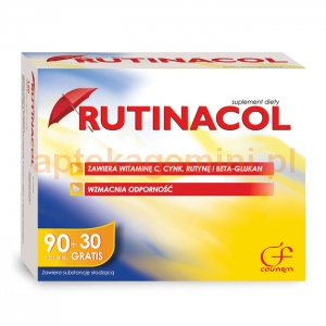 COLFARM Rutinacol, 90+30 tabletek