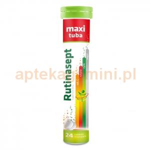 DR VITA Rutinasept, 24 tabletek musujących