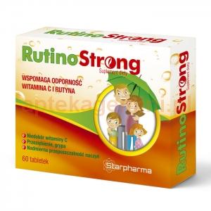 STARPHARMA RutinoStrong, 60 tabletek