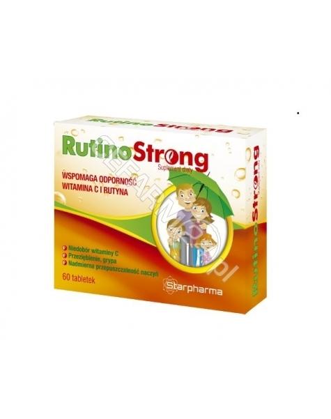 STARPHARMA Rutinostrong x 60 tabl