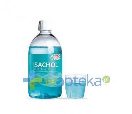 PRZEDSIĘBIORSTWO FARMACEUTYCZNE JELFA S.A. Sachol Fresh Płyn do płukania jamy ustnej 200 ml