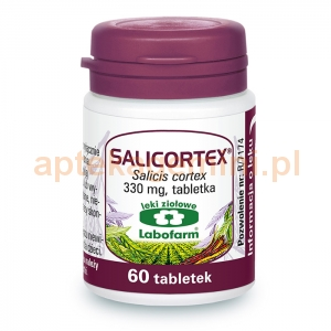 LABOFARM Salicortex, 60 tabletek