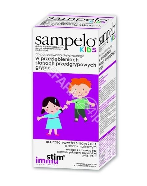 KROTEX-POLAN Sampelo kids 120 ml