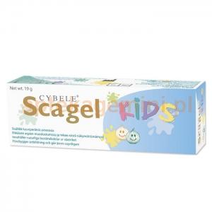 PNN PHARMACEUTICALS Scagel Kids, żel, od 2 lat, 19g