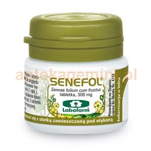 Labofarm Senefol 20 tabletek