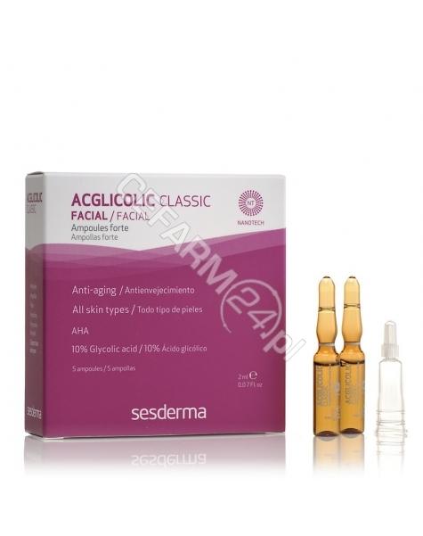 SESDERMA Sesderma Acglicolic Classic 5 ampułek x 2 ml