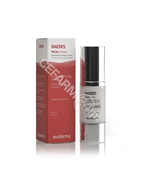 SESDERMA Sesderma Daeses krem liftingujący dla skóry oczu i ust 30 ml