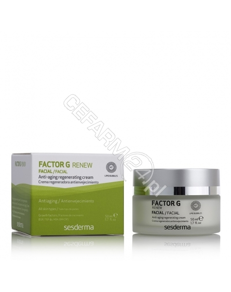 SESDERMA Sesderma Factor G Renew krem 50 ml