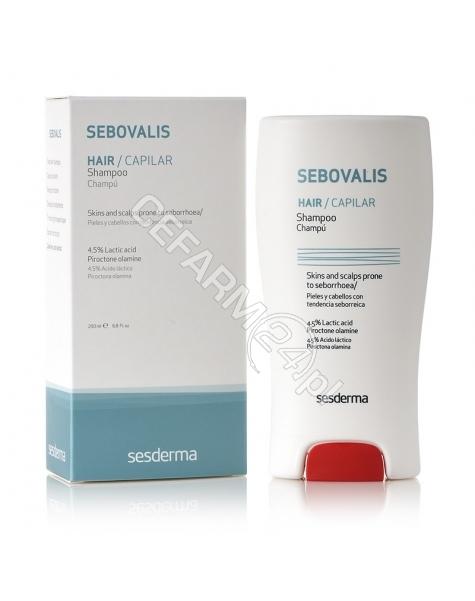 SESDERMA Sesderma Sebovalis Classic szampon leczniczy 200 ml