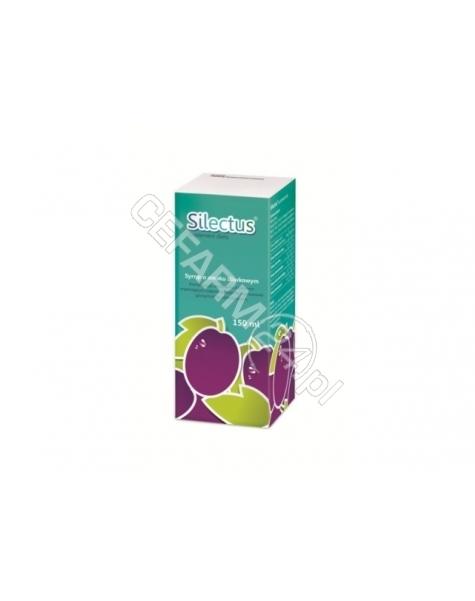 ICN POLFA RZ Silectus syrop o smaku śliwkowym 150 ml