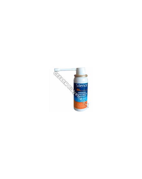 PHARMA INTER Silence aerozol przeciw chrapaniu 50 ml