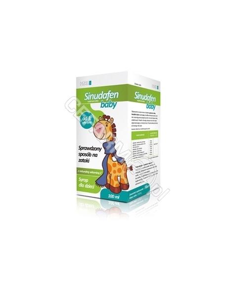 NORD FARM Sinudafen baby syrop 100 ml