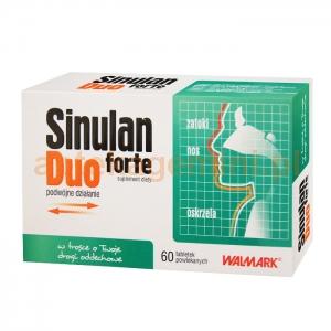 Walmark Sinulan Duo Forte, 60 tabletek