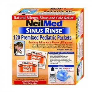 ELEKTRO-OXIGEN SINUS RINSE Pediatric Kit, zestaw uzupełniający, 120 saszetek