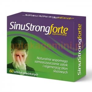 STARPHARMA SinuStrong Forte, 60 tabletek
