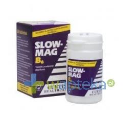 CURTIS HEALTHCARE SP.Z O.O. Slow Mag B6 50 tabletek