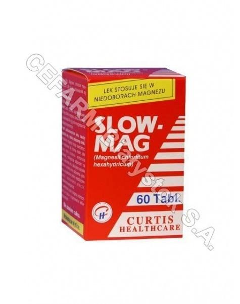 CURTIS HEALT Slow mag x 60 tabl