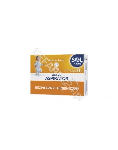 SEQUOIA Solbaby 0+ aspirator do nosa