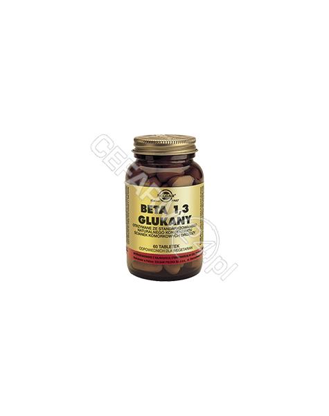 SOLGAR Solgar Beta 1,3 glukany x 60 tabl