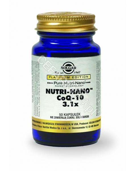 SOLGAR Solgar Nutri-Nano CoQ-10 - 30 mg x 50 kaps