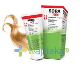 SCAN-ANIDA SP. Z O.O. Sora Forte szampon leczniczy 50 ml