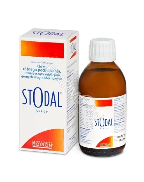 BOIRON Stodal syrop 200 ml