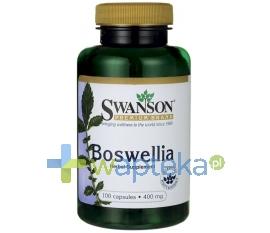 Swanson Health Products SWANSON Boswellia 400mg 100 kapsułek