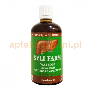 INVENT FARM Syli Farm, płyn doustny, 100ml