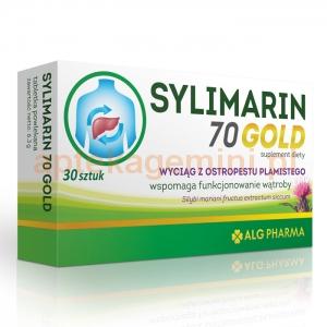 ALG PHARMA Sylimarin 70 Gold, 30 tabletek