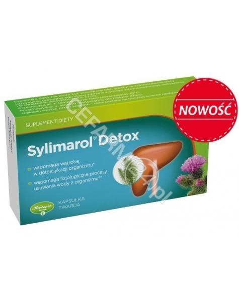 HERBAPOL POZ Sylimarol detox x 30 kaps