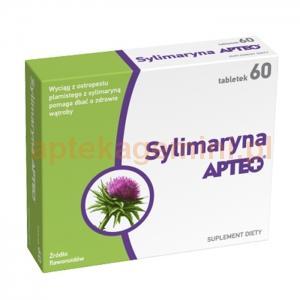 SYNOPTIS PHARMA Sylimaryna, Apteo, 60 tabletek OKAZJA