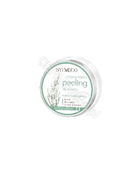 SYLVECO Sylveco oczyszczajacy peeling do twarzy 75 ml