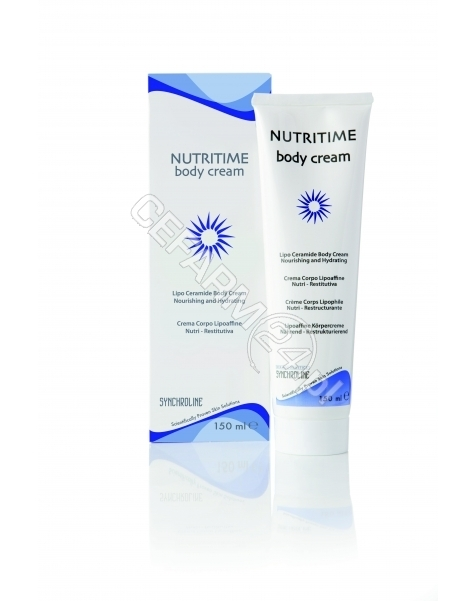 GENERAL TOPI Synchroline nutritime body cream odżywczy krem do ciała 150 ml